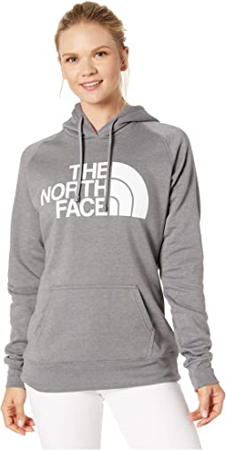 TNF Medium Grey Heather/TNF White
