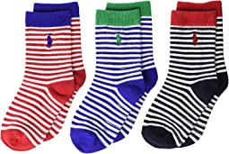 3-Pack St. James Stripe (Infant/Toddler)