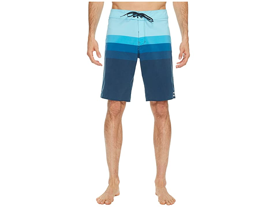 Billabong Momentum X Boardshorts (Navy 1) Men