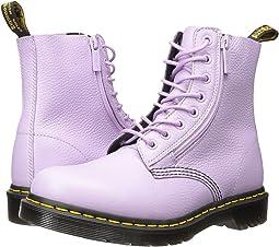 Pascal w/ Zip 8-Eye Boot