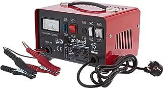 Toolland AC15 12/24 V Cargador para baterías