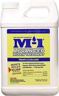 M-1 78964M Amcp Advanced Mildew Treatment, 4.5 Lb, Dispenser Container, Pale, Liquid, 4.95 lb