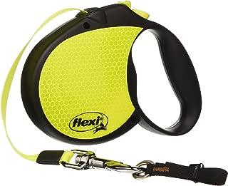 Flexi Neon Leash 16ft Small-Large