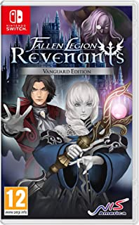 Fallen Legion Revenants Vanguard Edition - Nintendo Switch