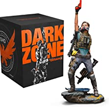 Xbox One Tom Clancy's The Division 2 The Dark Zone Definitive Collector's Edition Bundle