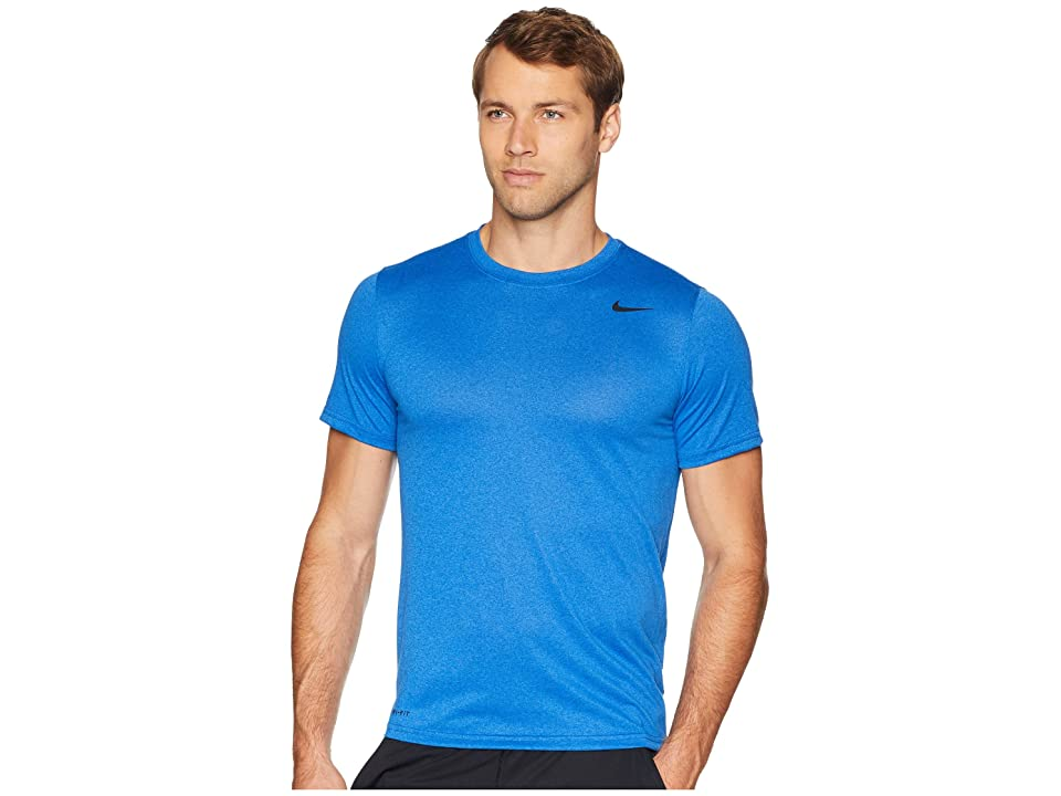Nike Legend 2.0 Short Sleeve Tee (Gym Blue/Signal Blue) Men