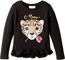 Kate Spade New York Kids - Meow Tee (Toddler/Little Kids)
