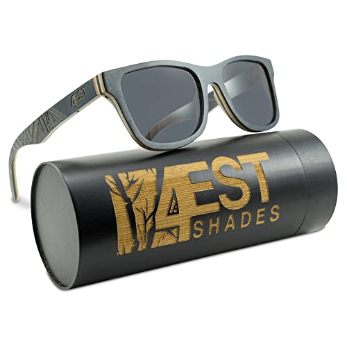 9776e5a7c8 Wood Sunglasses made from Maple -100% polarized shades that float
