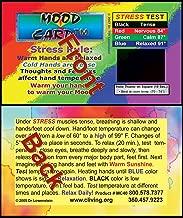 Stress Cards Mood Cards - MC 40 heavy cardstock 100