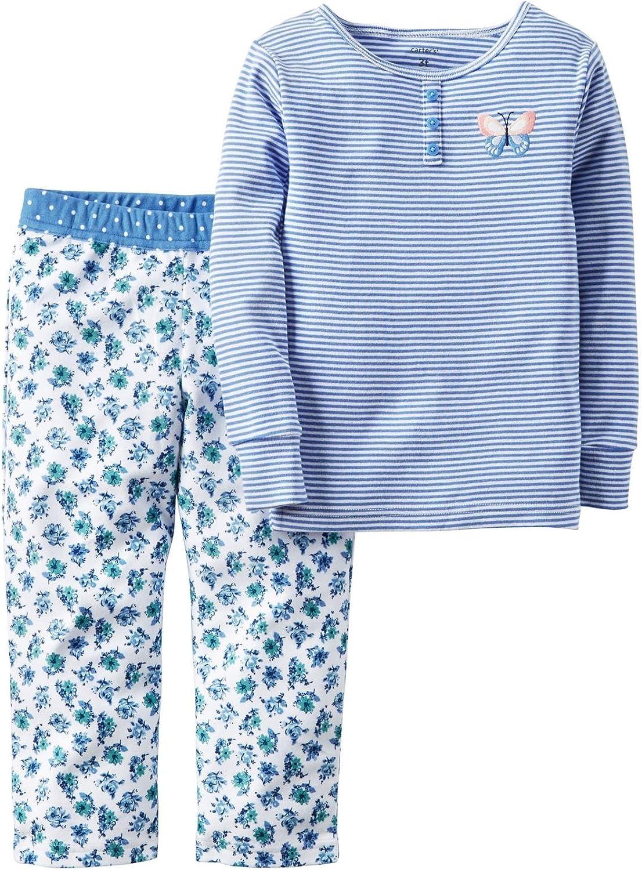 Carter's Girls' 2 Pc Fleece 377g112