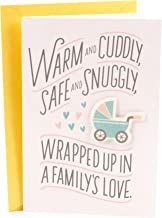 Hallmark Baby Greeting Card for Grandparents (Warm and Cuddly)