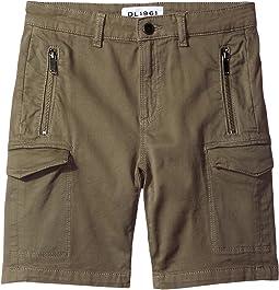 Finn Shorts with Cargo Pockets in Patrol (Big Kids)
