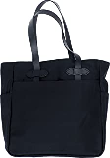 filson tote navy