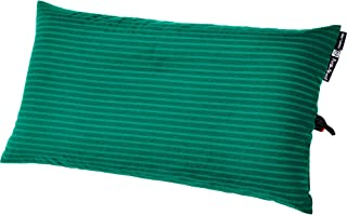 NEMO Fillo Elite Ultralight Inflatable Travel Pillow Sapphire Stripe