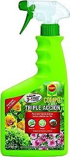 Compo Triple Acción, Protección contra Insectos, Hongos y