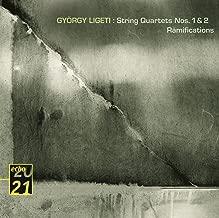 Ligeti: String Quartets / Ramifications etc