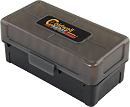 Caldwell 7.62x39 Ammo Box with Removable Lid and Strong Construction for Outdoor, Range, Shooting, Competition and Reloadi...
