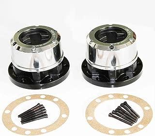 Bywin Set Free Manual Locking Hubs 26 Spline for Suzuki Samurai Sierra Sidekick Vitara Geo Tracker AVM 438