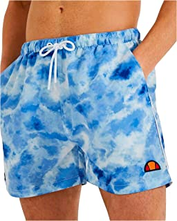 ellesse Swim Shorts Tie Dye Blue S