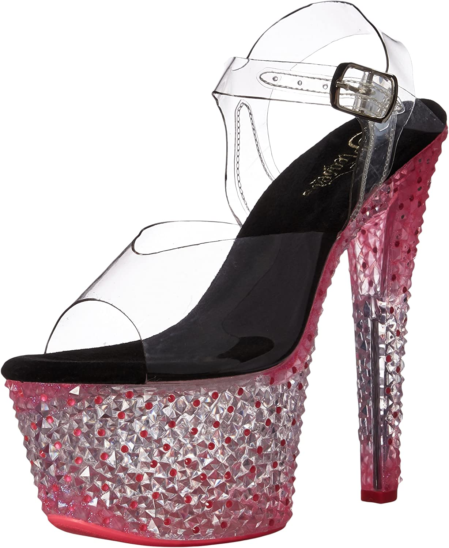 Pleaser Womens Cytl308ps C Nhp Platform Sandal