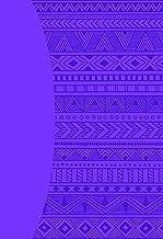 KJV Sword Study Bible Giant Print Mosaic Purple Ultrasoft Indexed