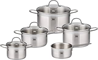 Best induction cooktop pots and pans Reviews