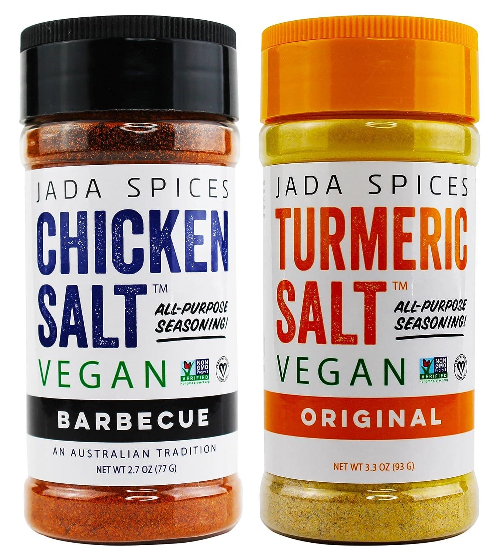 shopping JADA Spices Chicken Salt Spice and Seasoning - Turmeric Portland Mall BBQ Sal