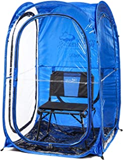 Under the Weather MyPod XL - Pop-Up Weather Pod, Protection from Cold, Wind and Rain - Royal Blue
