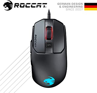 ROCCAT KAIN 120 AIMO BLACK - RGB GAMING MOUSE (正規保証品) ROC-11-612-BK