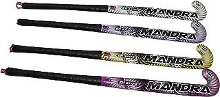 Exxact Sports-Field Hockey Stick-Mandra-EH 3700-40% Carbon + Free Hockey Stick Bag