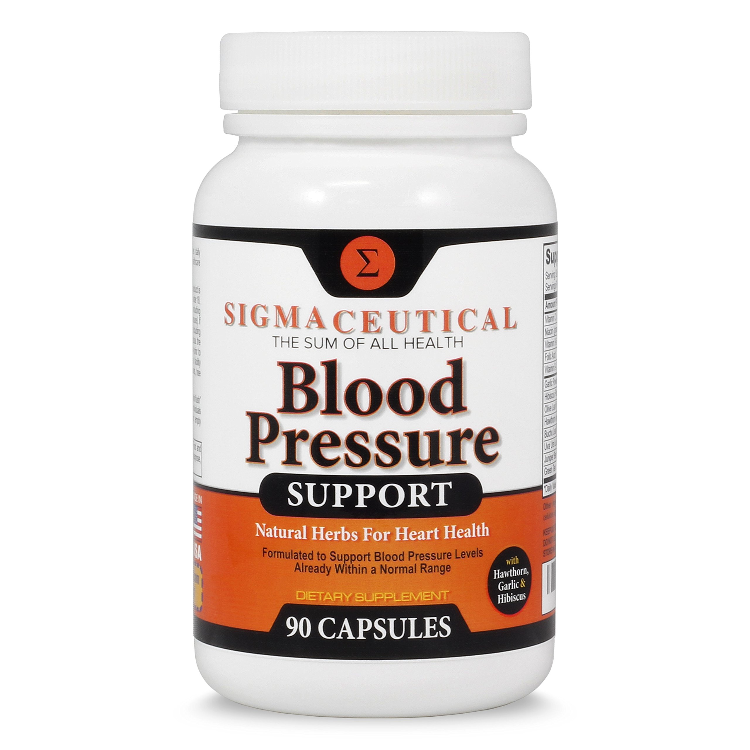Premium Blood Pressure Support Formula