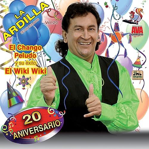Chango Peludo de La Ardilla De Los Teclados en Amazon Music ...