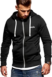 Men's Sweat Jacket Hoodie Sweatshirt Casual Cardigan Sweater Streetwear