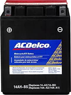 AGM Replacement Power Sport Battery ADX14AH-BS
