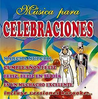 Musica para Celebraciones: Cumpleaños feliz