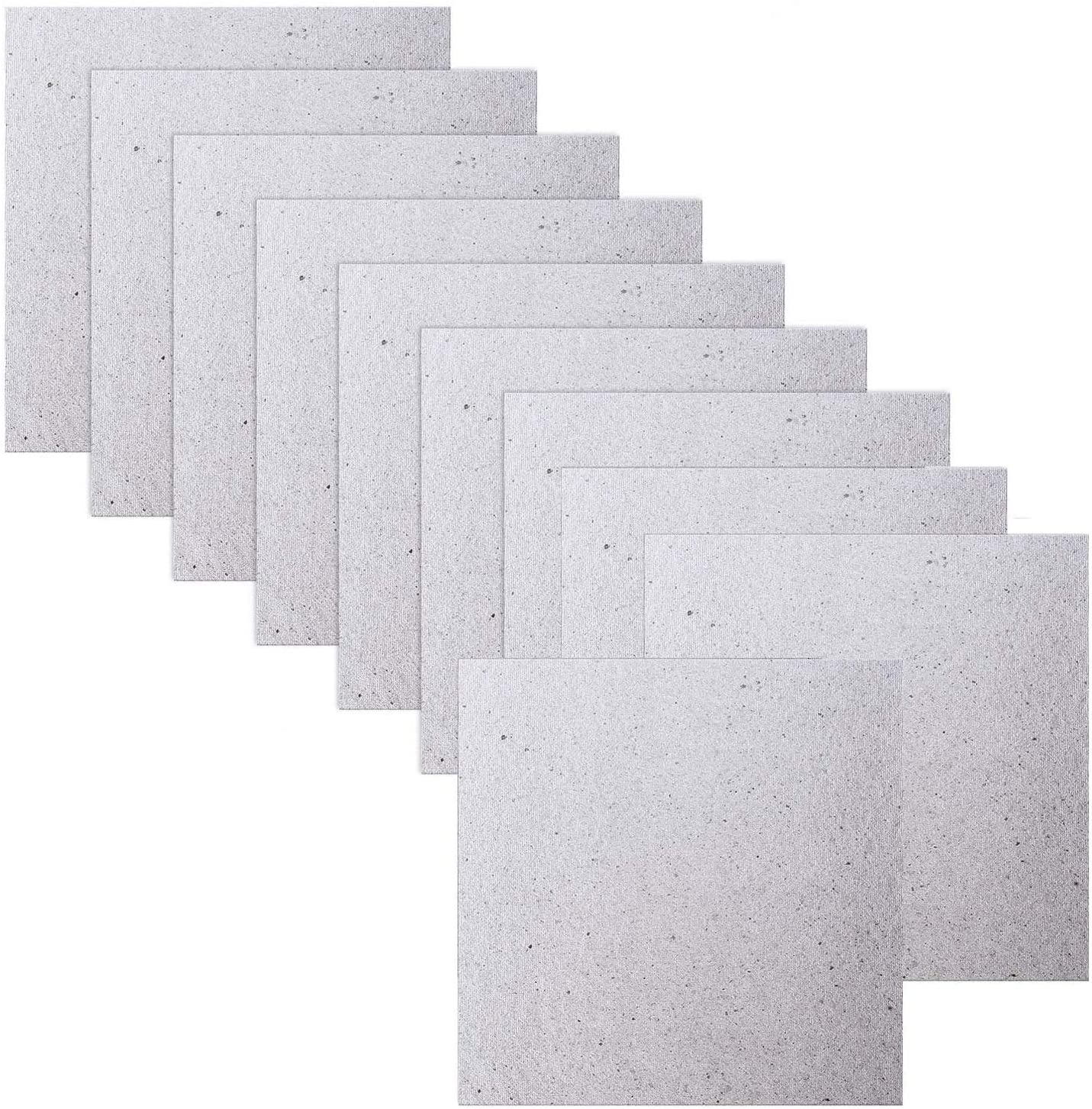 Microwave Mica, Grocery House 10 Pack Waveguide Cover Mica Plate