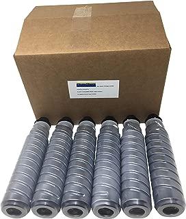 6 Compatible LD015 LD015f LD015pf Black Printer Ink Toner Cartridge Copy for Type 1170D Lanier LD015 LD015 f LD015 pf Series All-in-one Digital Copier Machine