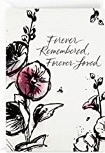 Hallmark Sympathy Card for Loss of Wife, Mother, Sister