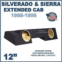 Chevy Silverado & Gmc Sierra Extended-Cab 1988-1998 12