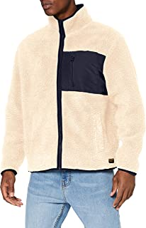 Superdry Men's NYC Sherpa Jacket for Coat
