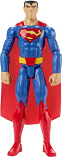Justice League 12 Inch Superman Figure - 3 Years & Above, 12 inches Blue