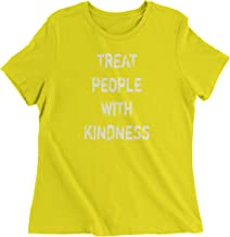 Expression Tees Treat People with Kindness Womens T-Shirt