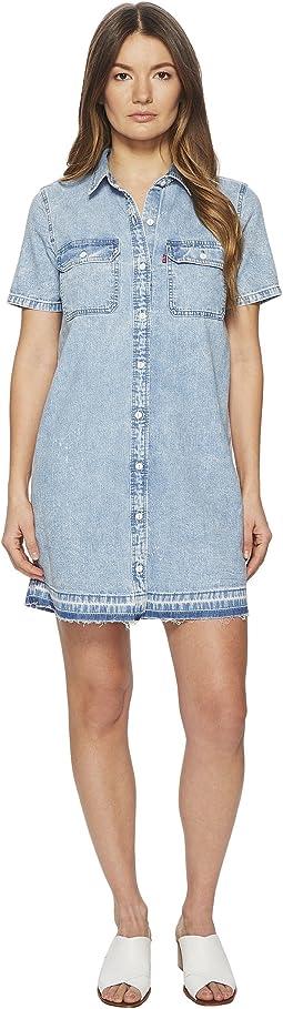 Levi's® Premium - Premium Delfina Dress