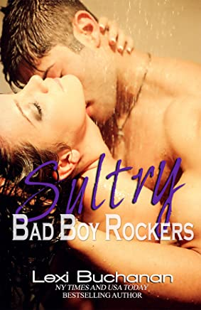 Sultry (Bad Boy Rockers Book 3)