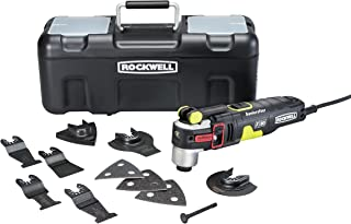 Rockwell RK5151K 4.2 Amp Sonicrafter F80 Oscillating Multi-Tool with Duotech Oscillation..