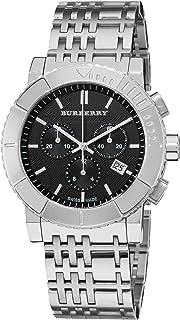Burberry Men`s BU2304 Trench Chronograph Black Chronograph Dial Watch