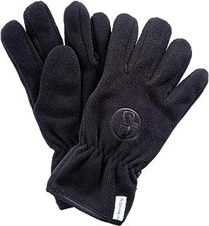 FC Schalke Handschuhe Leder Damen Größe L