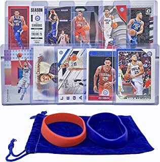 Ben Simmons Basketball Cards Assorted (10) Bundle - Philadelphia 76ers Trading Card