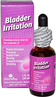 Bladder Irritation #522 Natra-Bio 1 oz Liquid