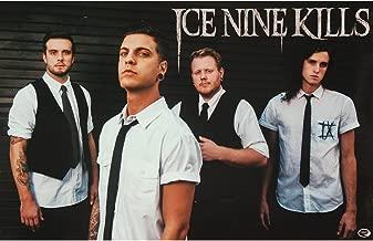 Ice Nine Kills - Concert Promo Poster